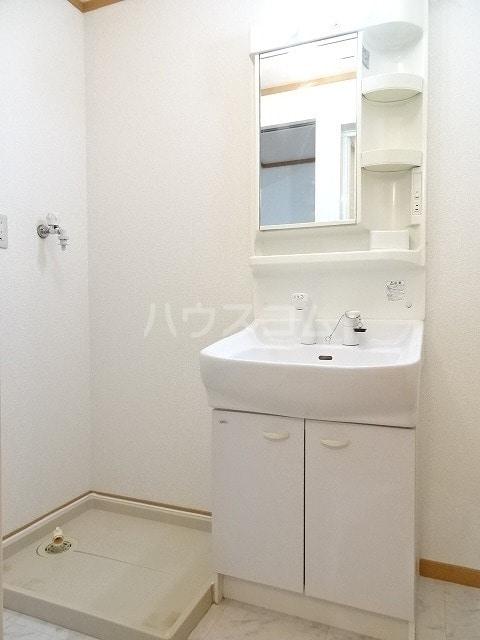 ウィンドミル 02020号室の洗面所