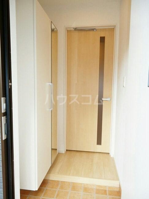 カーサ 神宮 misono 01030号室のトイレ
