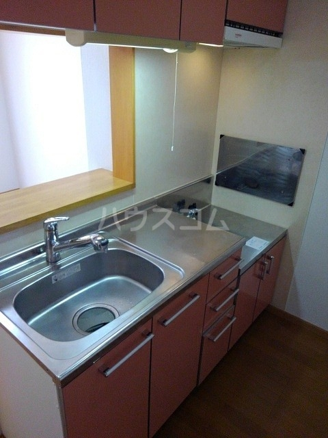 I Wing 21 01020号室のキッチン