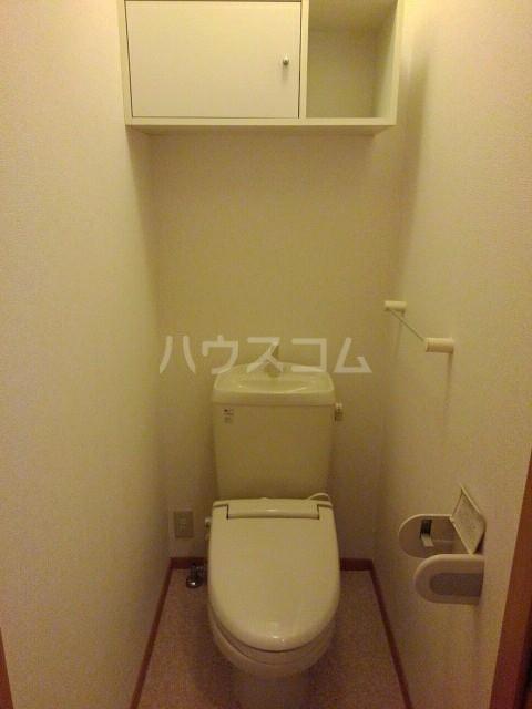 I Wing 21 01020号室のトイレ