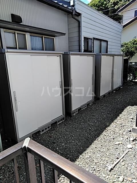 竹ノ下コーポB 1号室の設備
