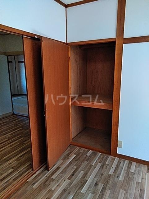 竹ノ下コーポB 1号室の収納