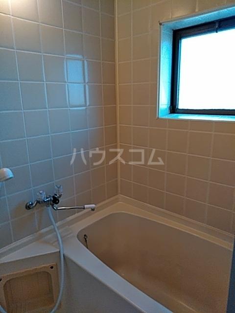 竹ノ下コーポB 1号室の風呂