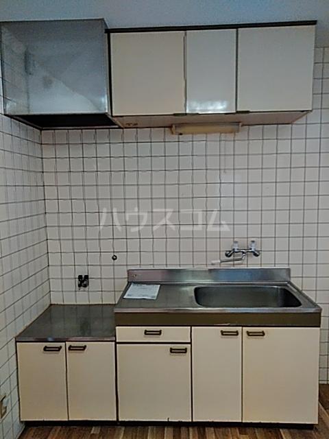 竹ノ下コーポB 1号室のキッチン