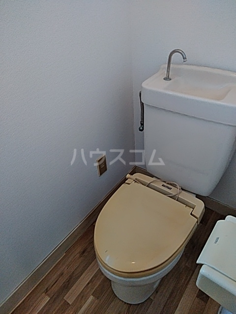 竹ノ下コーポB 1号室のトイレ