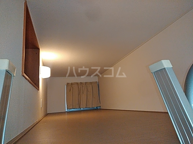 レオパレスTN壱番館 202号室のベッドルーム