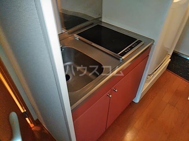 レオパレスTN壱番館 202号室のキッチン