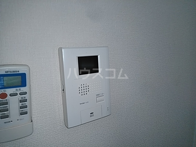 レオパレスTN壱番館 202号室のセキュリティ