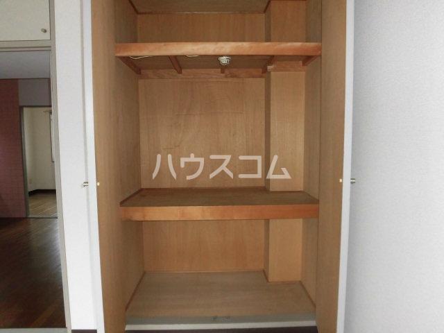 アピシス狭山 303号室の収納