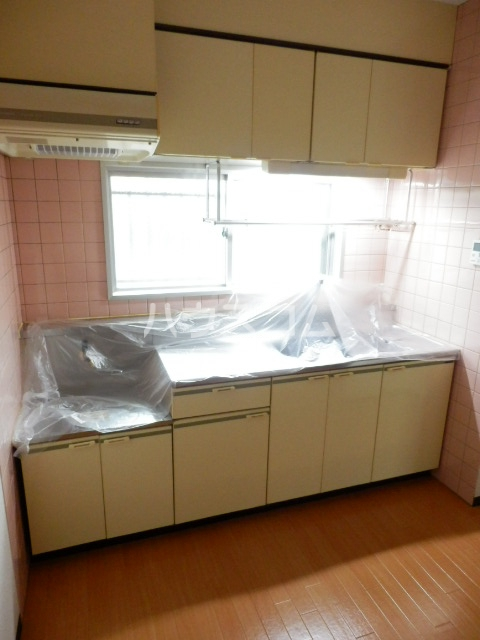 アピシス狭山 303号室のキッチン