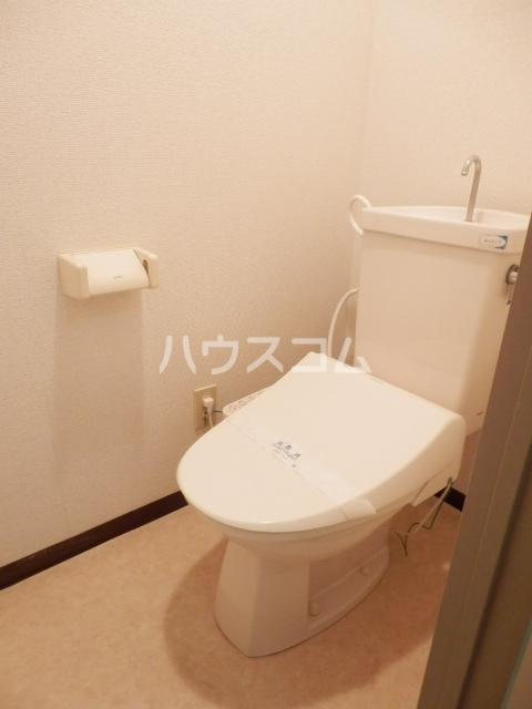 アピシス狭山 303号室のトイレ