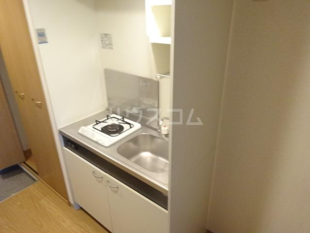 ブランベージュ桂 101号室のキッチン
