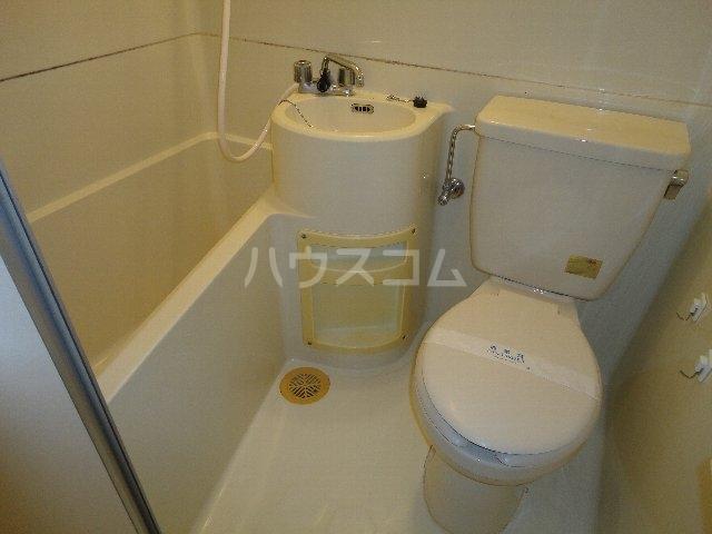 テラスワン17 101号室の風呂