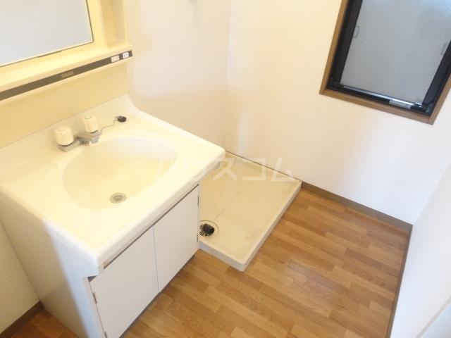 コーポ比恵 203号室の洗面所