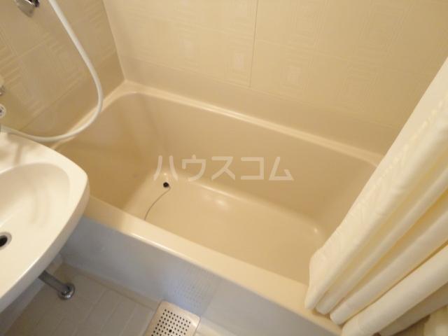 グリーンパレス桂 203号室の風呂