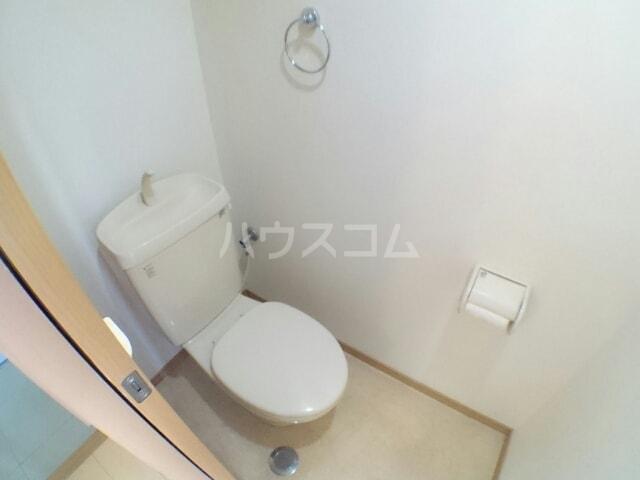 クレセント きららⅡ 08020号室のトイレ