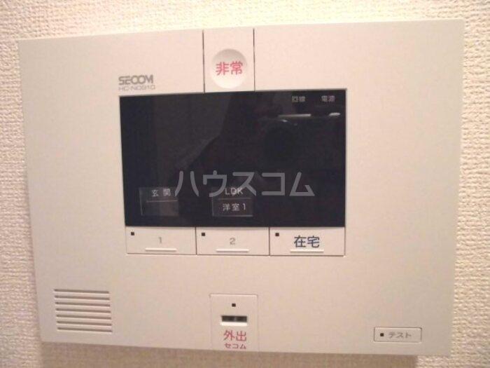 ビューテラス平井A 102号室のセキュリティ