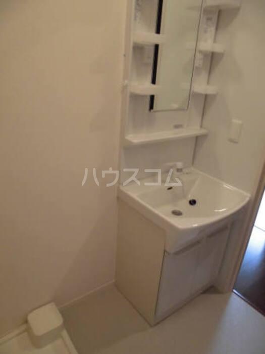 ビューテラス平井A 102号室の洗面所