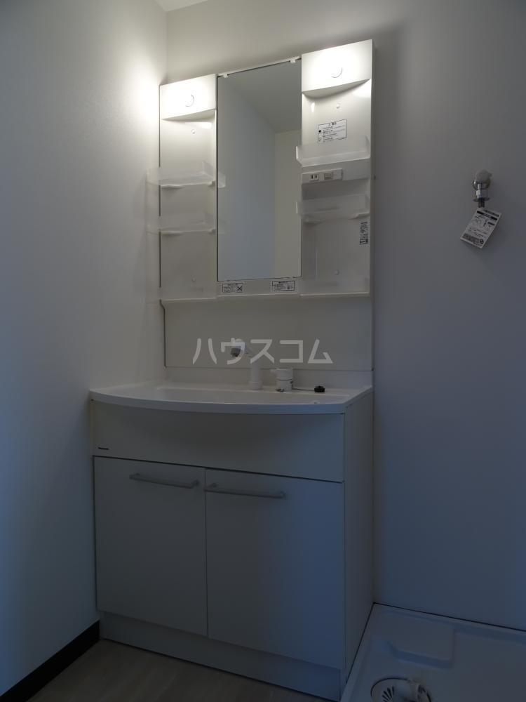 サリエンテⅢ 101号室の洗面所