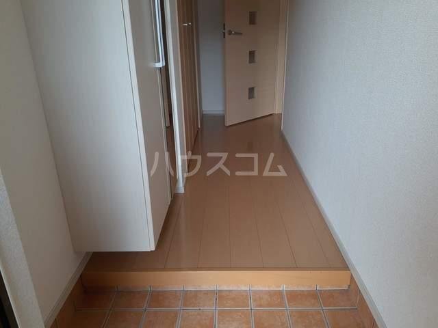 エクレ-ル・牧野 01030号室の玄関