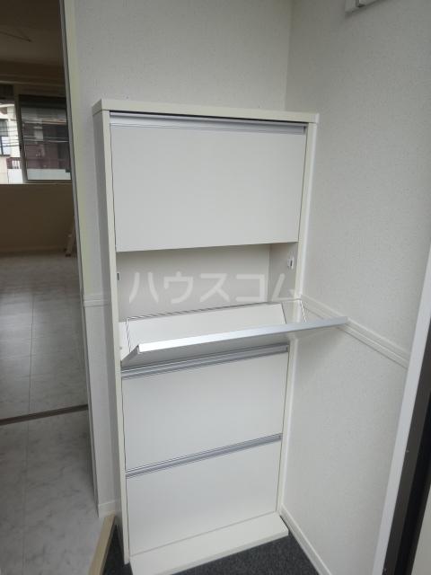 フォルス23 205号室の収納