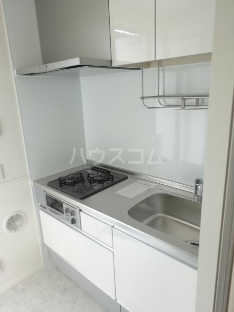 フォルス23 205号室のキッチン