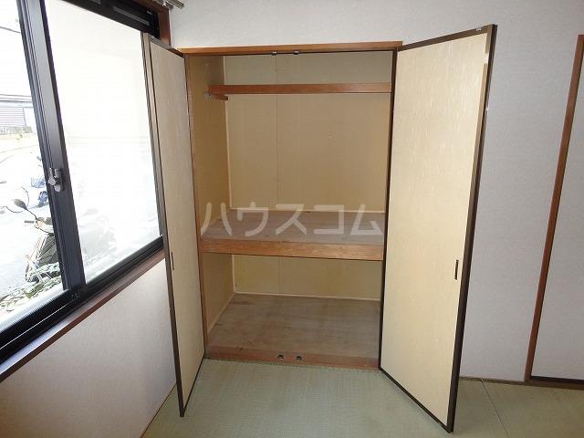 ドゥセジュール木村 202号室の居室