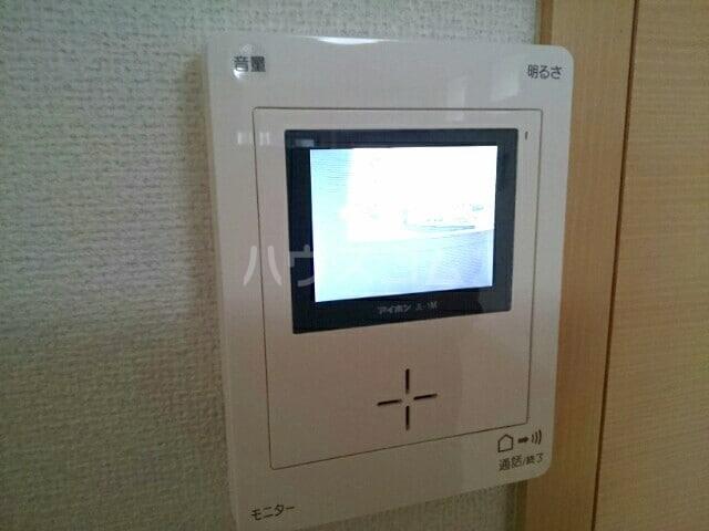 ボローニャⅥ 01010号室のセキュリティ