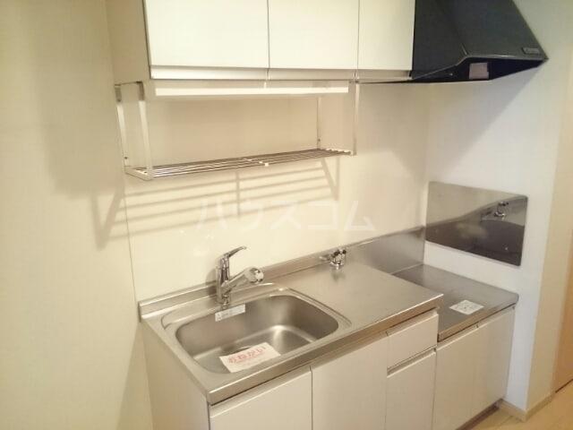 ボローニャⅥ 01010号室のキッチン