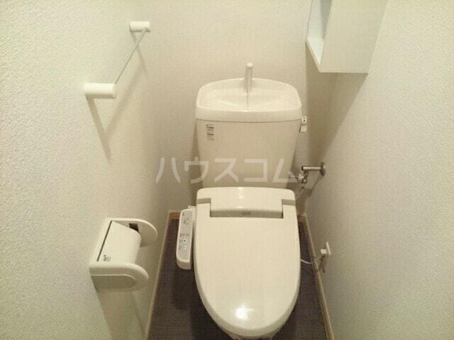 ボローニャⅥ 01010号室のトイレ