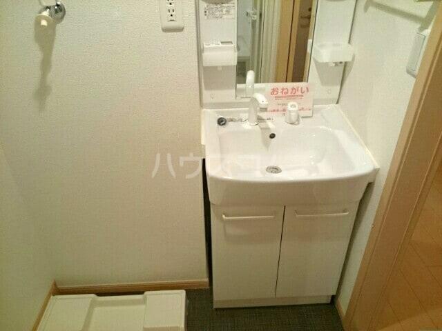 ボローニャⅥ 01010号室の洗面所