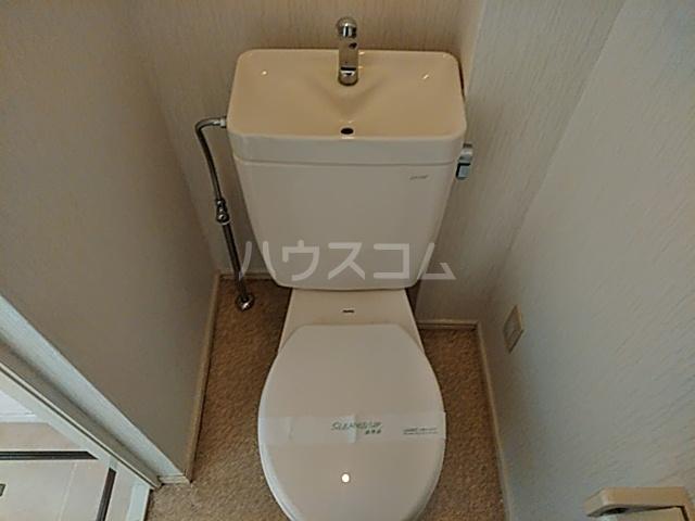 コンフォートさつき 103号室のトイレ