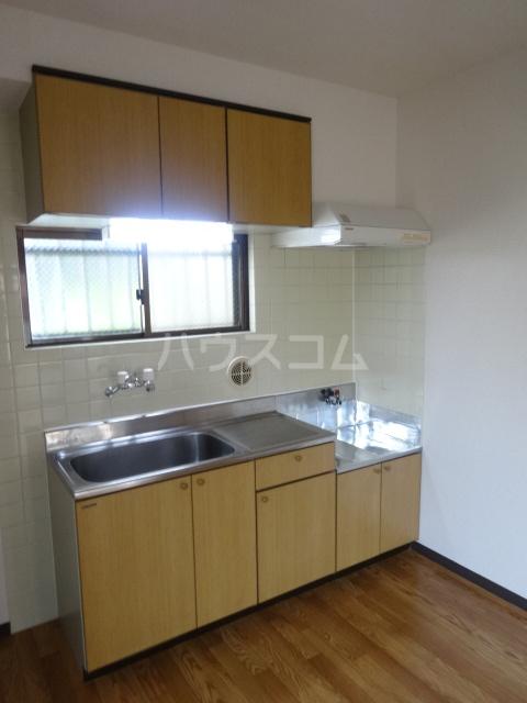 グレースK 101号室のキッチン
