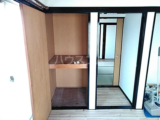 エヌズハウスⅡ 202号室のエントランス
