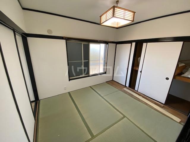 エヌズハウスⅡ 202号室のベッドルーム