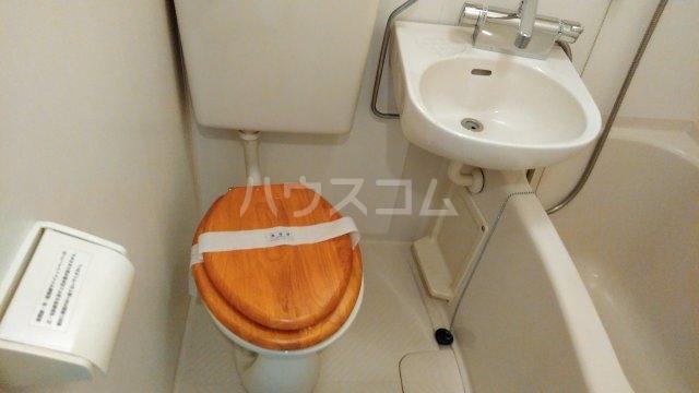 スペリオン桂 303号室の風呂