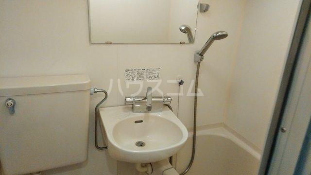 スペリオン桂 303号室の洗面所