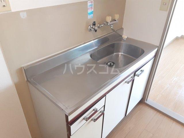 コーポ平成 306号室のキッチン