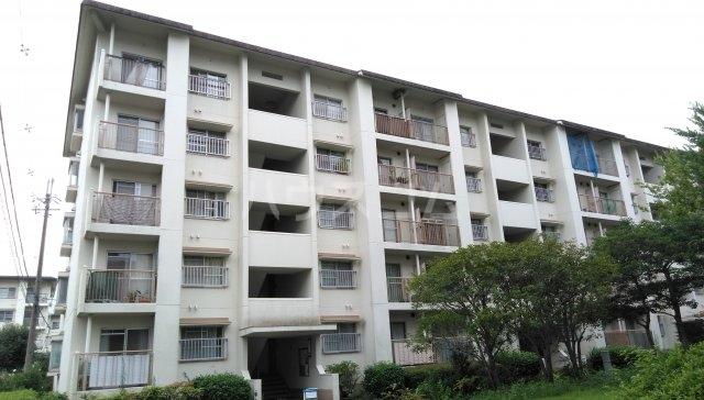 境谷西第二住宅26棟外観写真