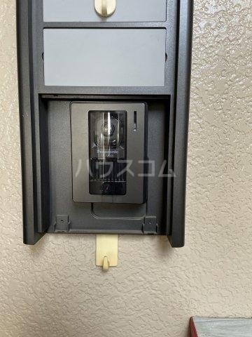 ヴァンヴェールA 101号室のセキュリティ