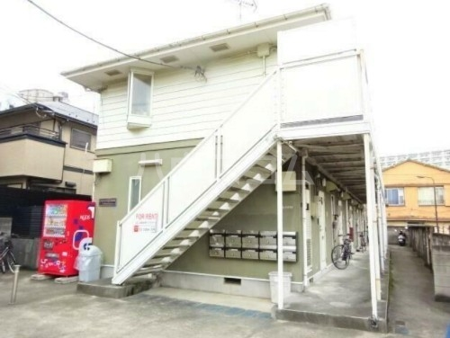 リッツハウス新宿外観写真