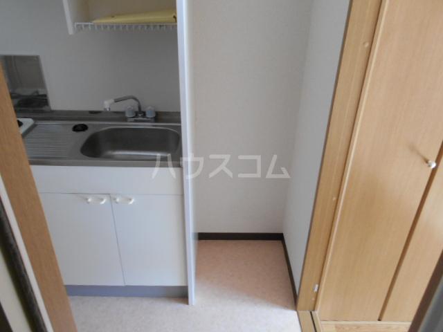 エクシード西院Ⅱ 101号室のキッチン