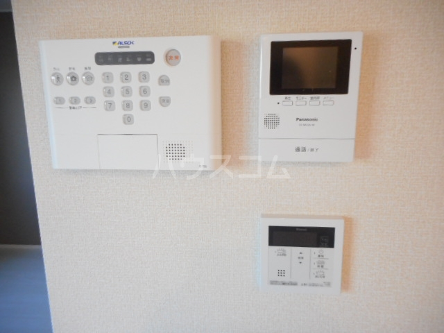K'SシャンブルⅨ 102号室のセキュリティ
