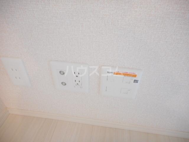 K'SシャンブルⅨ 102号室の設備
