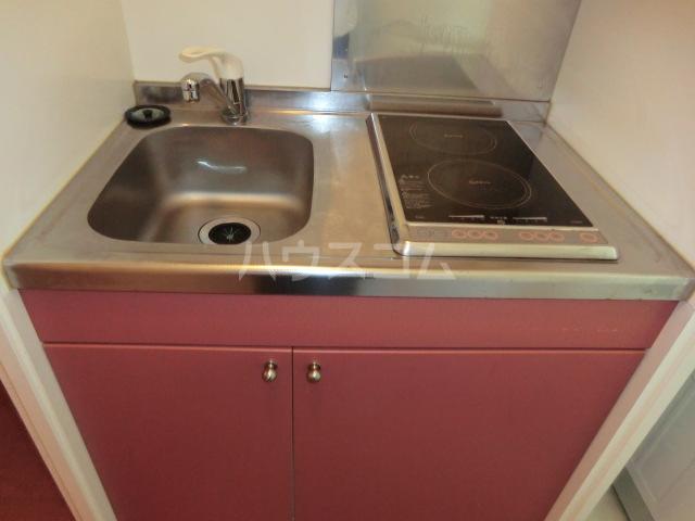 レオパレスシャルマン北浦 103号室のキッチン