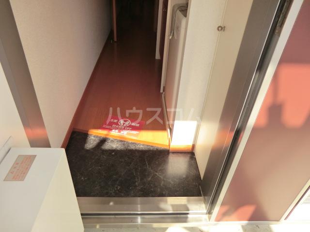 レオパレスシャルマン北浦 103号室のセキュリティ