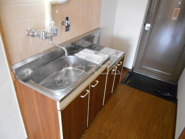 コーポサニー 405号室のキッチン