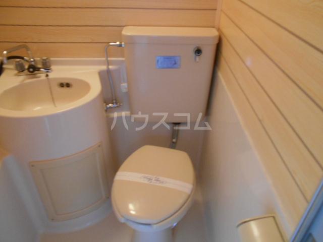 コーポサニー 405号室のトイレ
