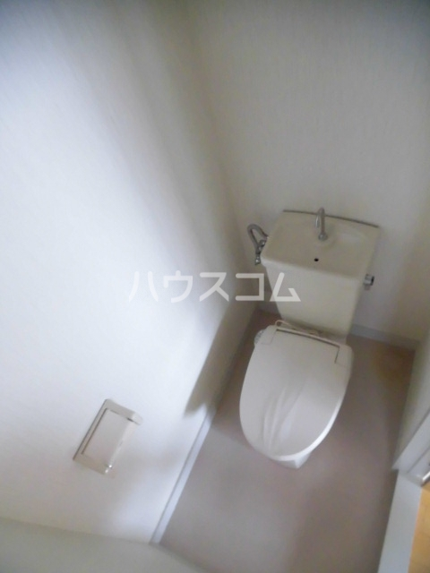 第2ハイツ 205号室のトイレ