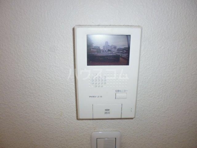 パレスサイド桂 105号室のセキュリティ